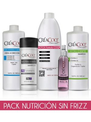 PACK Nutricion sin Frizz